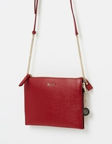 DKNY Flat Top Zip Crossbody Bag