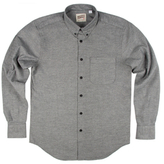 Naked & Famous Denim Soft Yarn-Dyed Twill Regular Sportshirt