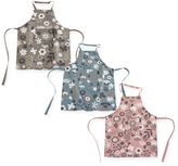 Ziczac Kid's Floral Color Centre Apron
