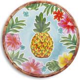 Sur La Table Pineapple Melamine Dinner Plate