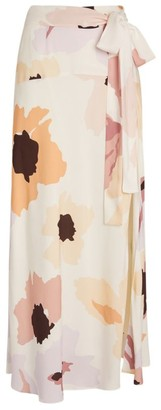 Peony Swimwear Soiree Floral Skirt