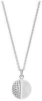 Emporio Armani Ladies Pearls Sterling Silver Necklace