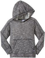 Splendid Loose Knit Hoodie (Toddler/Kid) - Dark Grey-5/6