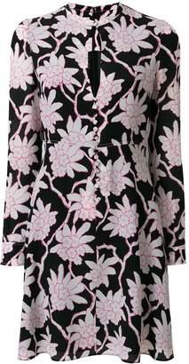 Valentino floral print dress