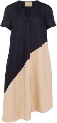 Phase Eight Doty Linen Dress