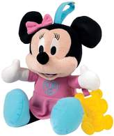 Disney Baby Baby Minnie Cuddle & Learn Plush
