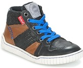 Kickers WAZABI Black