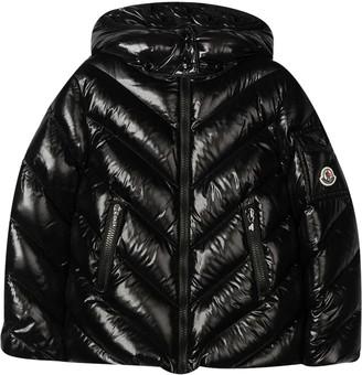 Moncler Black Bruel Down Jacket