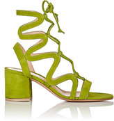 Gianvito Rossi Women's Artemis Suede Gladiator Sandals
