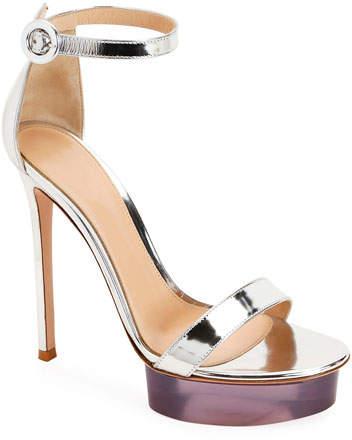 Sandals Rubber Metallic Metallic Metallic Metal Metal Sandals Rubber MzLSjqVGUp