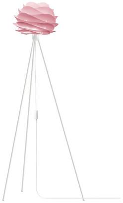 "Vita Copenhagen Carmina 51"" Tripod Floor Lamp, White/Rose"
