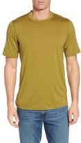 Ibex Men's 'All Day Weightless Wool Blend' T-Shirt