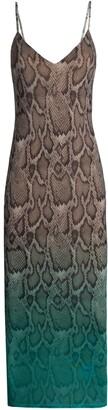 AFRM Amina Sleeveless Midi Dress