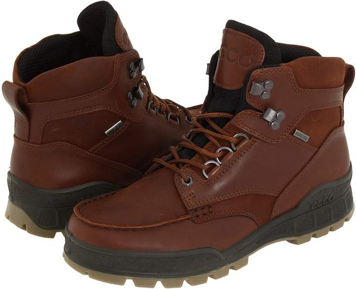 Ecco Track II GTX High Men's Waterproof Boots