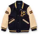 Ralph Lauren 2-7 The Iconic Letterman Jacket