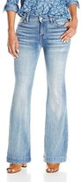 7 For All Mankind Women's Petite Tailorless Dojo in