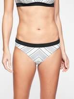 Athleta Chevron Bikini Bottom