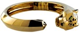 Cartier Panther 18K Yellow Gold Hinged Cuff / Bangle