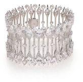 Adriana Orsini Statement Pave Crystal Line Bracelet