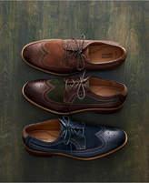 Johnston & Murphy Men's Warner Wingtip Oxfords Men's Shoes