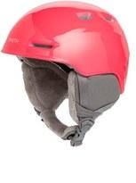 Smith Optics Women's 'Zoom Jr.' Snow Helmet - Orange