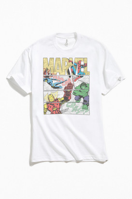 Marvel Avengers Retro Comic Tee