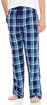Psycho Bunny Large Plaid Woven Pajama Pants