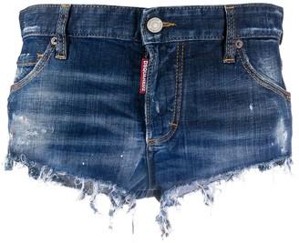 DSQUARED2 Harley denim shorts