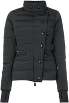 Moncler buttoned padded jacket - women - Feather Down/Polyamide/Polyester/Spandex/Elastane - 1