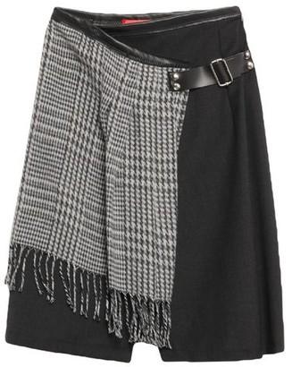 VIRGINIA BIZZI Knee length skirt