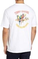 Tommy Bahama Men's Big & Tall Four Calling Birds T-Shirt