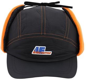 Ader Error QUILTED NYLON BASEBALL CAP
