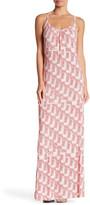 Tart Winslet Printed Maxi Dress