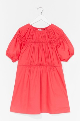 Nasty Gal Womens Back in a Mini Dress - Pink