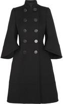 Alexander McQueen Double-breasted wool coat