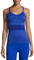 Stella McCartney The Lightweight Seamless Tank, Bold Blue