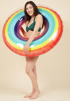 Sunnylife Plays Well With Colors Pool Float in Round