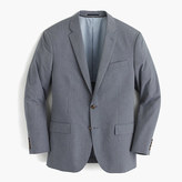 J.Crew Crosby suit jacket in Italian microstripe cotton