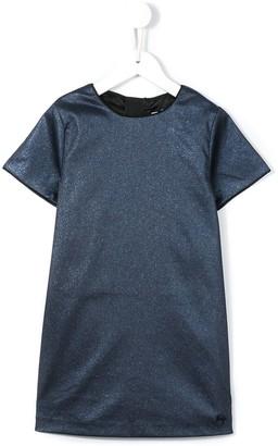 Little Marc Jacobs round neck T-shirt dress