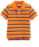 Ralph Lauren Striped Cotton Polo Shirt