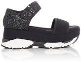 Marni Women's Neoprene & Glitter Platform Sandals