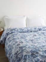 Frette Blueprint Cotton Duvet Cover