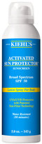 Kiehl's Activated Sun Protector Lotion Spray For Body SPF 50, 5.0 oz.