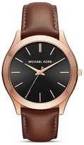Michael Kors Slim Runway Watch, 44mm