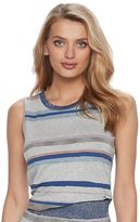 Juicy Couture Women's Striped Tank