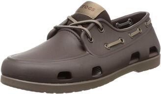 Crocs mens Classic | Casual Slip on Men Boat Shoe