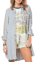 O'Neill Women's 'Lime Kilim' Woven Tunic
