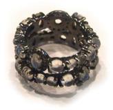 Holli Jewelers Diamond Labradorite Ring