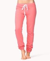 Forever 21 Fleece Lounge Pants