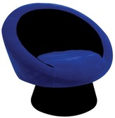 Lumisource Saucer Chair - Blue